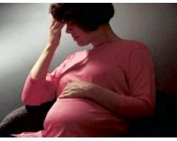 Часті головні болі під час вагітності