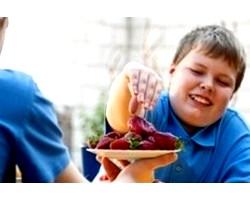 Дієта при дитячому ожирінні