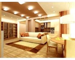 Дизайн і інтер'єр вітальні кімнати
