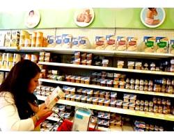 Добавки в дитячому харчуванні