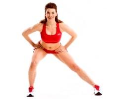 Фітнес-вправи для внутрішньої сторони стегна