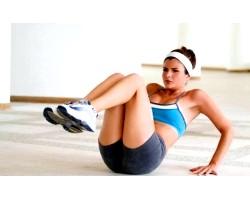 Гімнастика для схуднення на дому