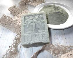 Блакитна глина від целюліту