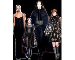 Готичний тренд знову в моді