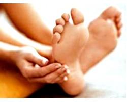 Грибок стопи і пальців ніг