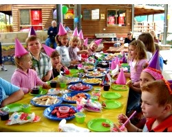 Ігри та розваги на день народження дитини