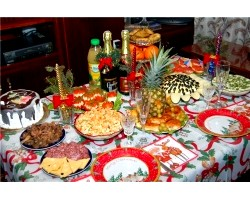 Уникайте спокуси їжею при застіллях з друзями