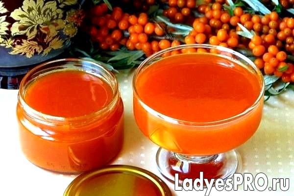 Янтарне пюре «Комора вітамінів»