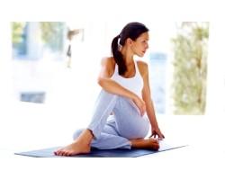 Йога, пілатес в домашніх умовах