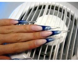 Як використовувати слюду для нарощування нігтів