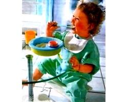 Як годувати дитину, щоб він краще ріс?