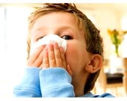 Як лікувати нежить у дітей народним методом