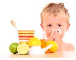 Як лікувати нежить у маленької дитини