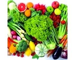 Як схуднути влітку за допомогою фруктів і овочів