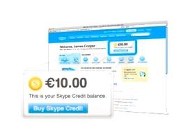Як покласти гроші на скайп?