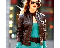 Як правильно вибрати шкіряну куртку