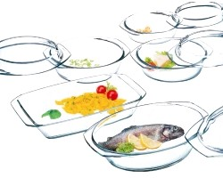 Як правильно вибрати посуд для мікрохвильової печі