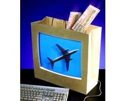 Як придбати недорогі авіаквитки, перебуваючи вдома