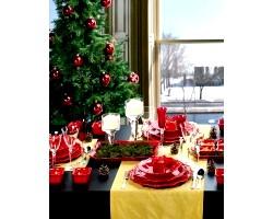Як просто і красиво прикрасити новорічний стіл