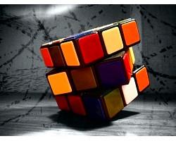 Як скласти кубик рубик?