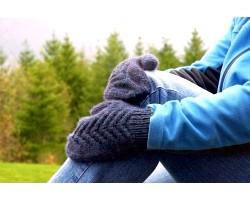 Як зв'язати рукавиці, рукавички