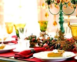 Як прикрасити новорічний стіл у рік Коня