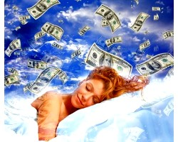 Які сни сняться до прибутку?