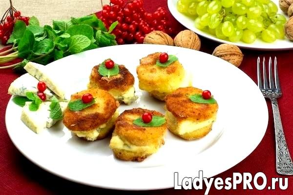 Картопля з сиром