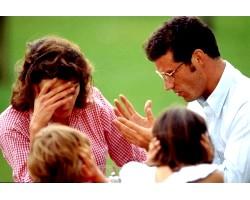 Конфлікт: батьки і діти в сім'ї