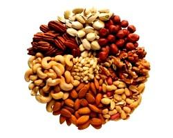 Лікувальні властивості насіння та горіхів