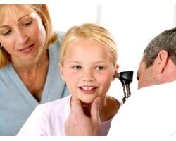 Лікування порушення слуху у дітей