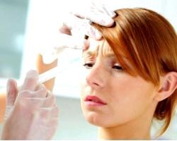 Масаж обличчя після уколів ботоксу