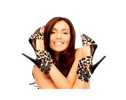 Модна гламурна жіноче взуття