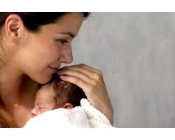 Молочниця у немовляти, як допомогти?