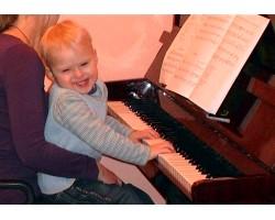 Музика і діти дошкільного віку