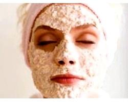 Натуральні маски для обличчя з вівсянки