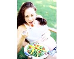 Особливості харчування вагітних жінок