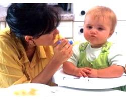 Відсутність апетиту у новонароджених дітей