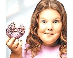 Ожиріння дітей і правильне харчування