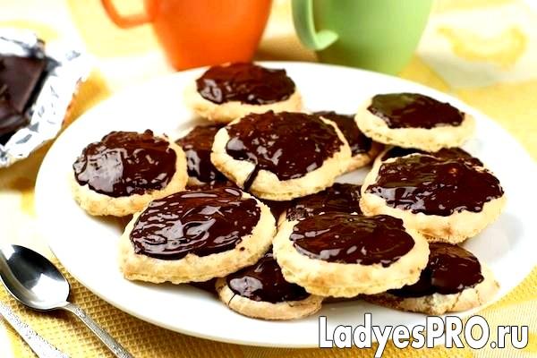 Печиво «Кокосові хмаринки»