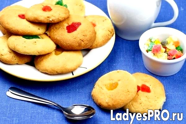 Печиво з цукатами