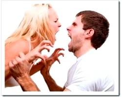 Чому подружжя свариться через дрібниці