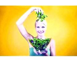 Чи корисна зелень, вирощена взимку