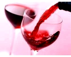 Корисні властивості червоного вина