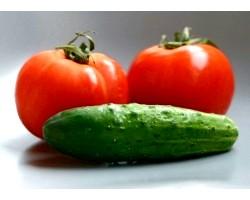 Користь огірків і помідорів для краси і здоров'я
