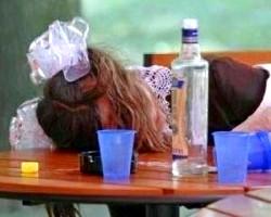 Наслідки вживання алкоголю у підлітків
