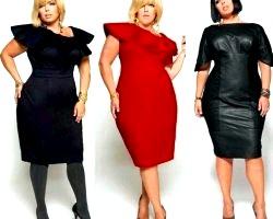 Повсякденний одяг для жінок з особливою фігурою