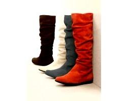 Правила догляду за замшевим взуттям
