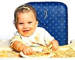 Правильне харчування дітей від 1 року