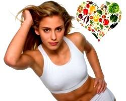 Правильне харчування під час тренувань